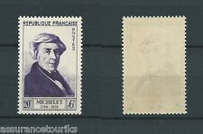 CÉLÉBRITÉS - 1953 YT 949 - TIMBRE NEUF** LUXE