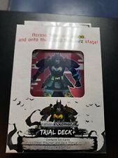 Weiss Schwarz Trial Deck: Batman Ninja. New Sealed.