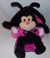 Happy Napper Ladybug Plush Stuffed Animal
