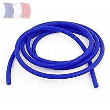 Durite silicone de dépression bleu 4 mm - SWAPLAND -