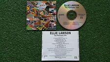 Folk Pop ELLIE LAWSON **The Philosophy Tree** ORIGINAL 2004 USA PROMO CD