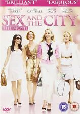 Sex And The City - The Movie (DVD, 2008)