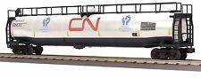 MTH 30-73453, RailKing O Gauge, 33K Gallon Tank Car - Canadian National - CN