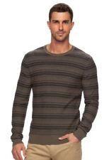 09eca19fab31 Marc Anthony Men Cotton Cashmere Merino Wool Slim-Fit Striped Sweater  SizeXL  65