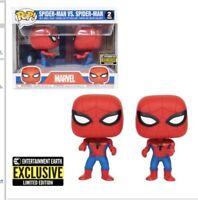 FUNKO Spider-Man Imposter Pop! Vinyl Figure 2-Pack EE (JUNE PRE-ORDER)