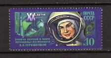15211) RUSSIA 1983 MNH** Nuovi** - Valentina Tereshkova's