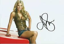 Jessica Simpson Autographed signed photo