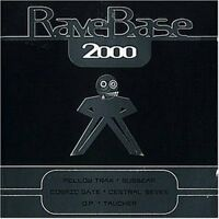 Rave Base 2000 Mellow Trax, Sunbeam, Cosmic Gate, Central Seven, Tauche.. [2 CD]