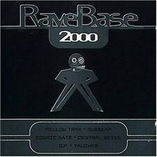 Rave Base 2000 Mellow Trax, Sunbeam, Cosmic Gate, Central Seven, Tauche.. [2 CD]