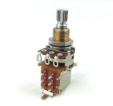 (1) Bourns 250k Audio Taper Push/Pull Guitar/Bass Control Pot EP-5285-000