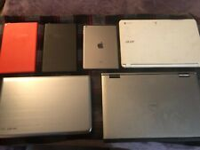 Lot of Laptops and tablets for parts or fix