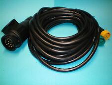 5m Kabelsatz mit  13-Pol. Stecker  Anhänger  Trailer Stromkabel für Rückleuchten