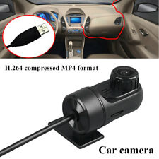 Car USB Waterproof Front View Backup HD Camera  Monitor Night Vision For Android