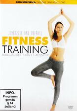 Fitness Training - Jederzeit und überall - Beweglichkeit, Kraft, Ausdauer - DVD