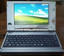 Toshiba Libretto ff 1100v Like 100CT/110CT Japan Import Very Rare