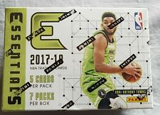 Panini Essentials Basketball NBA Box Blaster 2017/18 Trading Cards