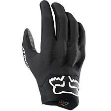 Fox Racing Attack hombre dedo completo guante negro MD