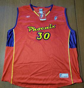 WNBA Phoenix Mercury Anna DeForge Jersey Men's 2XL NWT