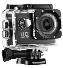 1080p HD Sports go Action Camera pro Waterproof  helmet camera w/ bike mount