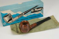 Unused Dr.Plumb SAINT-CLAUDE Pipe w/box Made in France Free Ship 937f23