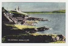 Youghal,Ireland,The Light House,County Cork,c.1909