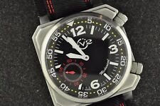 MENS LARGE GV2 MANUAL WIND WRISTWATCH REF 4500 KEEPING TIME