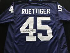 Rudy Ruettiger Notre Dame Signed Autograph Jersey JSA COA