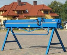 Abkantbank Biegemaschine Abkantmaschine 2M Rollenschere Versand 100 Euro Neu