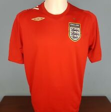 Authentic England 2006 - 2008 Away Shirt Size Large Umbro World Cup 2018 (031)