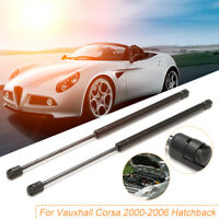 Pair Tailgate Boot Gas Support Struts For Vauxhall Corsa C 2000-2006 Hatchback