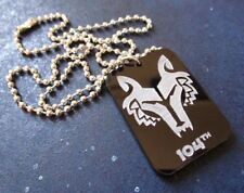 Star Wars Wolfpack 104th Battalion Dog Tag Style Pendant Necklace Clone Wars