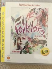 Folklore PS3 English + Chinese Version - FREE SHIPPING