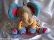Doudou d'activités éléphant, Nattou