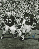 1960's PACKERS Tom Bettis signed photo 8x10 AUTO Autographed Green Bay