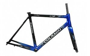 Colnago C60 Disc MBLH - new frameset for disc brakes electric groups suitable