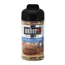 Weber Chicago Steak Seasoning - 5.5 oz