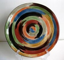 """PRE-OWNED """"CALVIA"""" BY TABLETOPS LIFESTYLES SALAD PLATE, 8 7/8 INCHES"""
