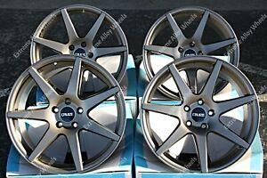 "18"" Bronze Z1 Alloy Wheels Fits Ford Grand C Max Edge Focus Kuga Mondeo 5x108"