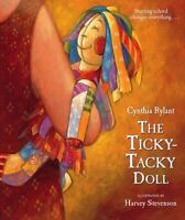 The Ticky-Tacky Doll Hardcover Cynthia Rylant