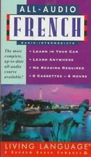 All-Audio French Cassette (LL(R) All-Audio Courses) by Living Language
