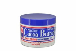 Hollywood Beauty Cocoa Butter With Vitamin E 7.5oz