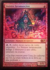 Sinistre Lavamancien PREMIUM / FOIL VF - French Grim Lavamancer M12 - Magic mtg