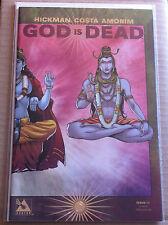 GOD IS DEAD #1 'HINDU PANTHEON' INCENTIVE VARIANT AVATAR JONATHAN HICKMAN NM 1ST