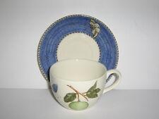 Wedgwood Sarah´s Garden Kaffee- bzw. Teetasse mit Untertasse blau 0,2 l