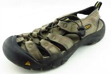 KEEN Size 9 M Brown Sandal Synthetic Women Sandal Shoes