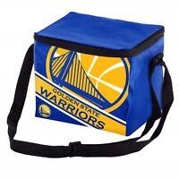 NBA Football Team Logo 6 Pack Cooler Lunch Bag - Pick Team