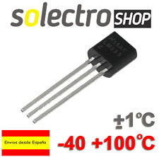 LM335 Sensor temperatura termometro -40ºC a 100ºC LM335Z TO92 Arduino S0120