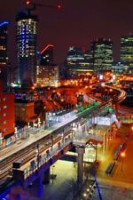 Artist Cityscapes Traditional Art Photographs