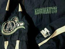 STARTER Toronto Argonauts Argos VTG retro windbreaker jacket men size XL fit XXL