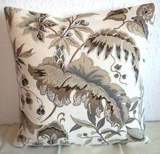 Unbranded Linen Blend Vintage/Retro Decorative Cushions